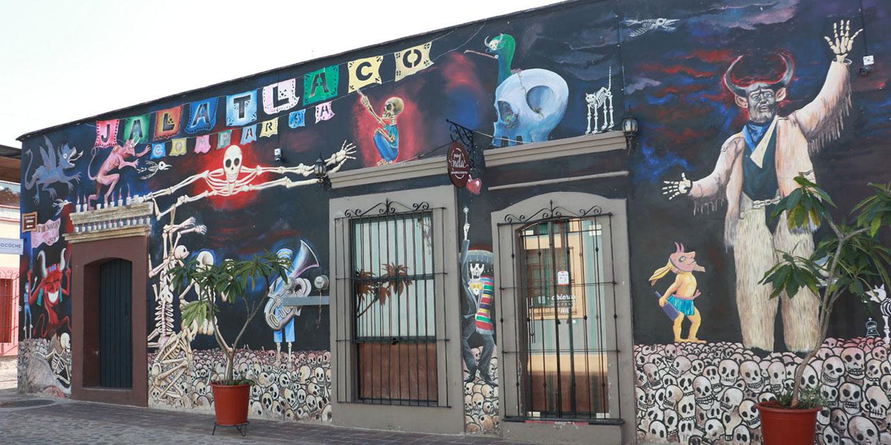 Alistan segunda edición del concurso de fachadas en Oaxaca