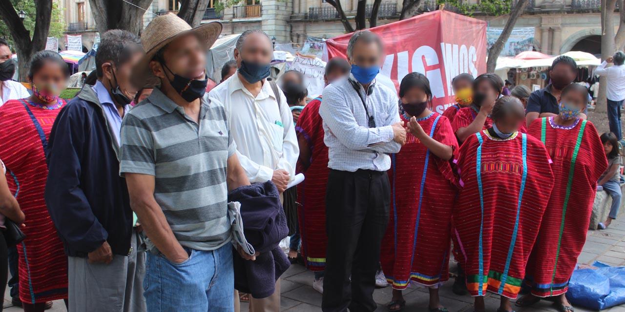 Advierten movilizaciones en CDMX para denunciar atropellos contra triquis   El Imparcial de Oaxaca