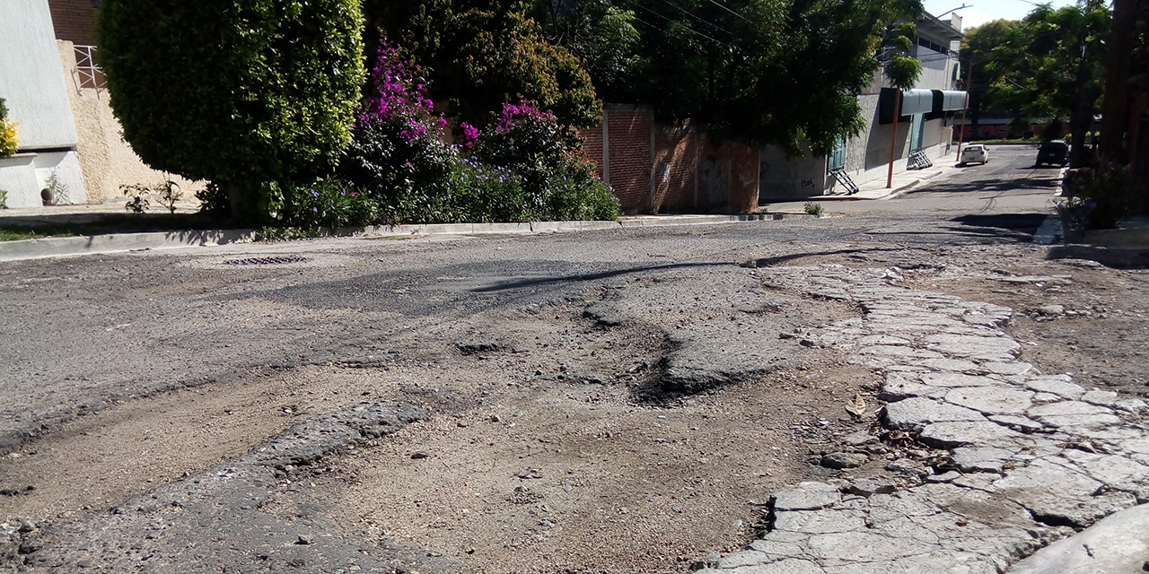 Baches inundan privada Eduardo Vasconcelos | El Imparcial de Oaxaca