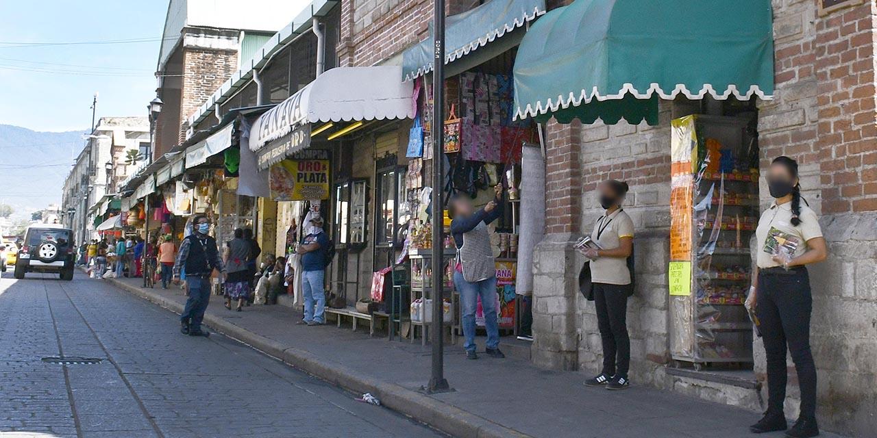 Crisis sanitaria agobia al sector comercial en Oaxaca   El Imparcial de Oaxaca