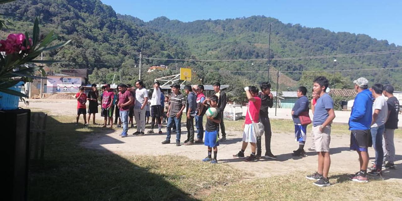 Mantienen unión con convivencia deportiva | El Imparcial de Oaxaca