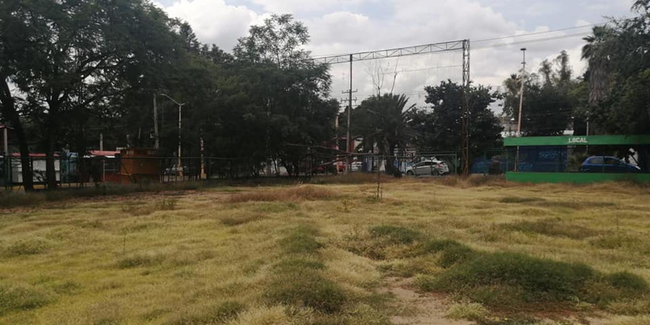Remodelarán campo anexo al Estadio Lic. Eduardo Vasconcelos | El Imparcial de Oaxaca