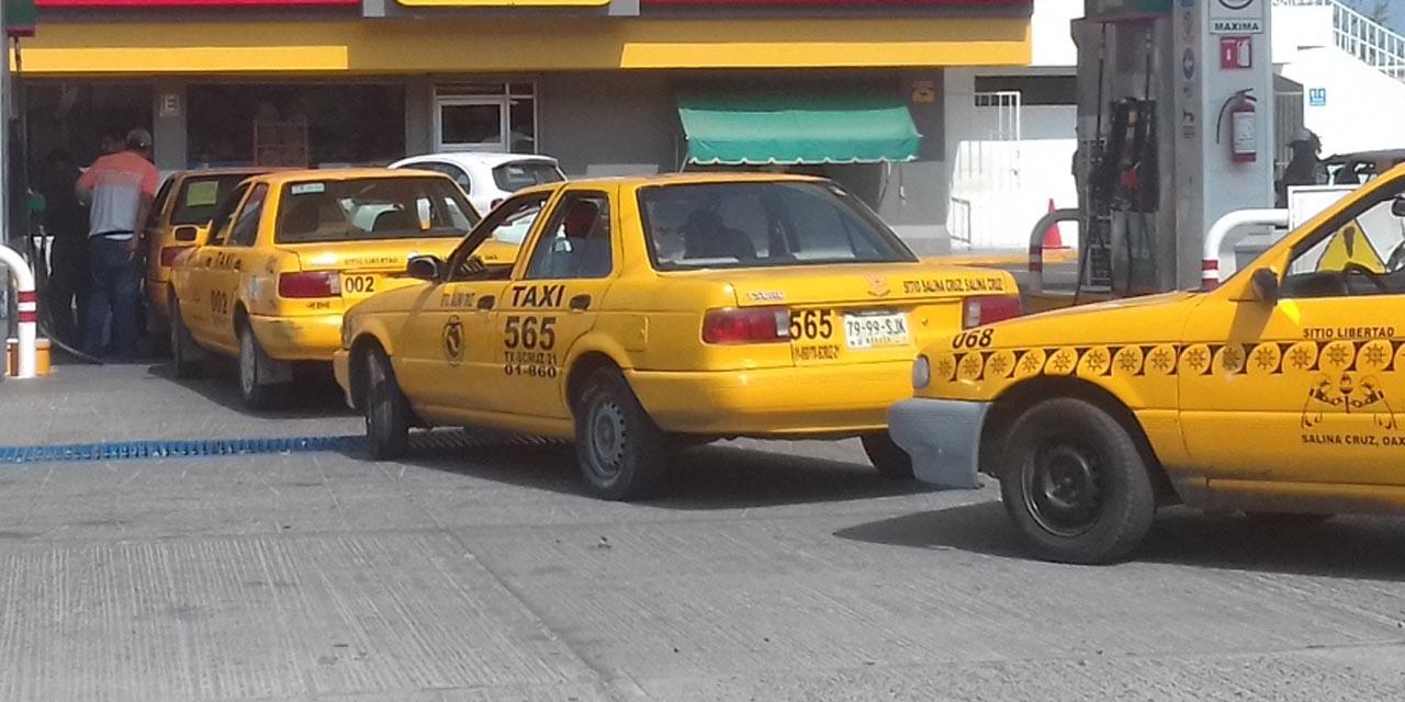 Concesionarios aplauden retiro de taxis piratas en Salina Cruz | El Imparcial de Oaxaca