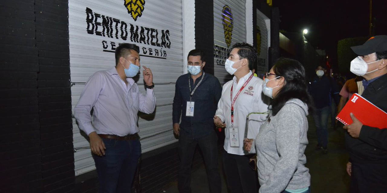 Endurecerán operativo de Día de Muertos en Oaxaca
