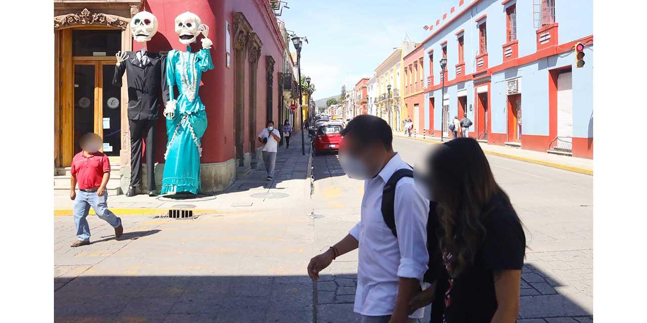 Oaxaca acumula 20 mil 254 casos confirmados de Covid-19 | El Imparcial de Oaxaca