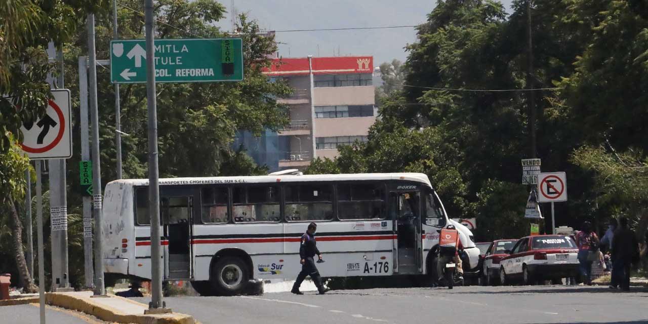 Oaxaca, con bloqueos y protestas indefinidas | El Imparcial de Oaxaca