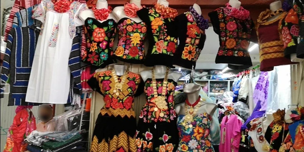 Un respiro para el comercio; aumenta afluencia en mercados de Oaxaca