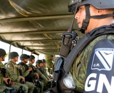Detienen a dos presuntos narcotraficantes en Santo Domingo Petapa