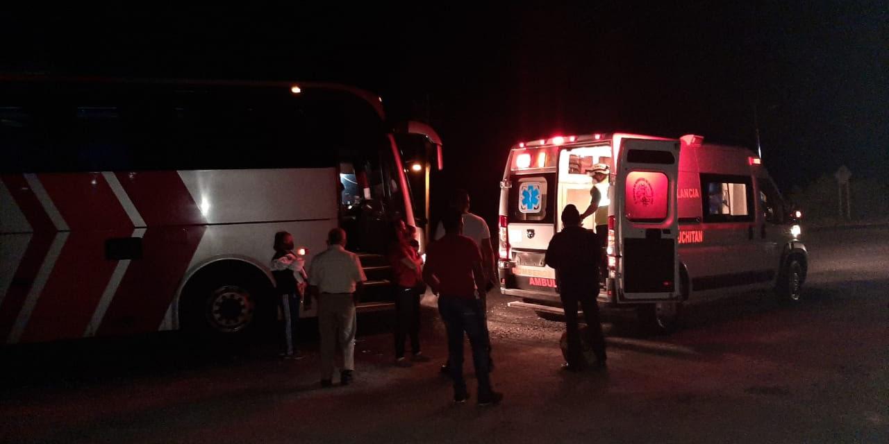 ¡Mujer da a luz en autobus en La Ventosa! | El Imparcial de Oaxaca