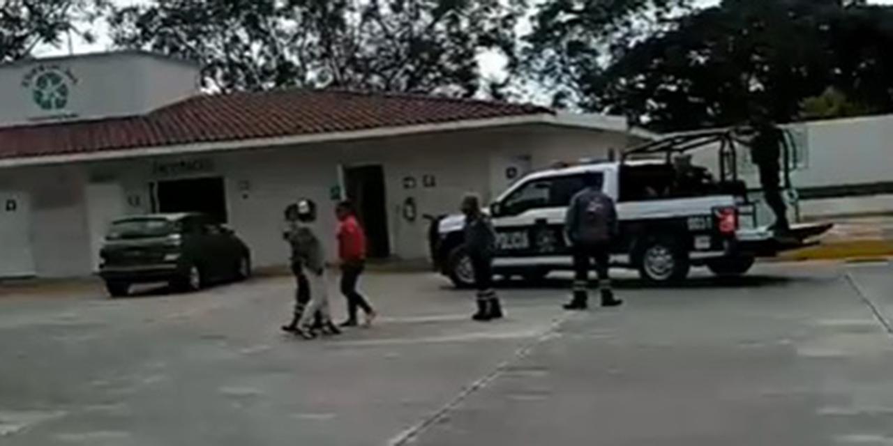 Asaltan gasolinera en Tuxtepec; hay un detenido | El Imparcial de Oaxaca
