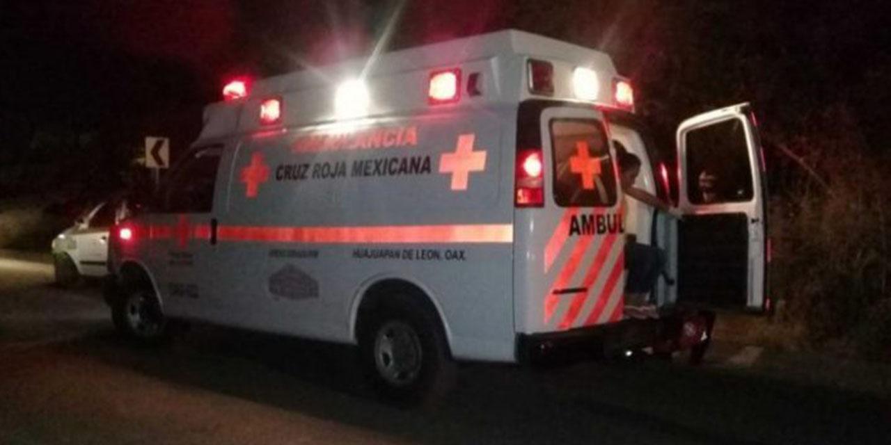 Joven es macheteado en Huajuapan | El Imparcial de Oaxaca