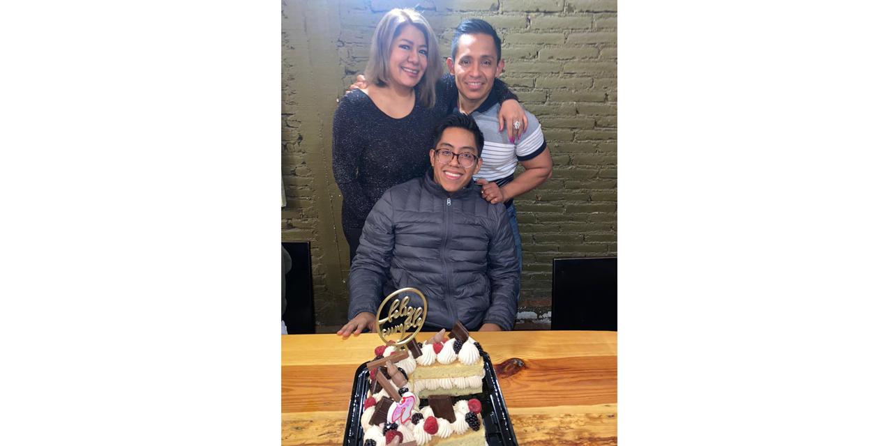 ¡Feliz cumple, Luis Fernando!