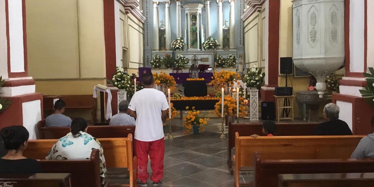 Restauran templos de Santo Domingo Tonalá | El Imparcial de Oaxaca