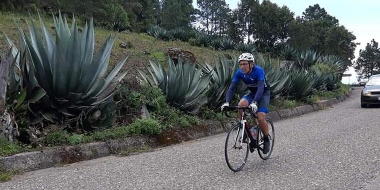 Pedro Daniel gana en la montaña