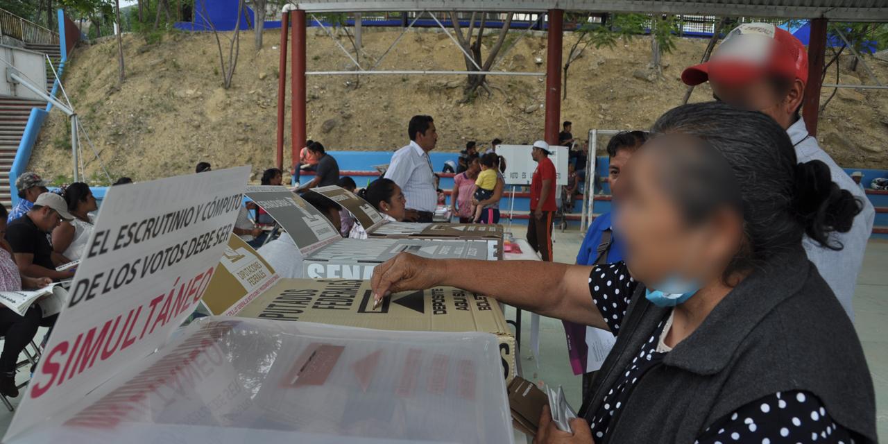 IEEPCO alista proceso electoral atípico | El Imparcial de Oaxaca