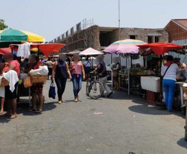 Istmo supera a Tuxtepec en contagios y decesos