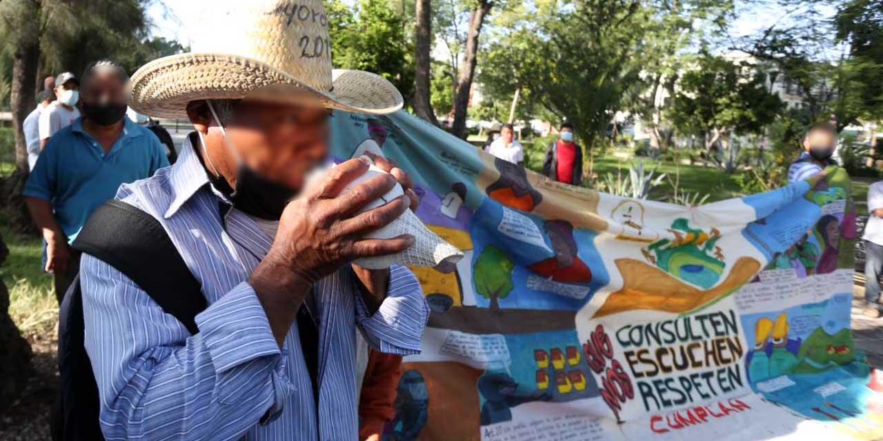 Falla Conagua a comunidades de Oaxaca   El Imparcial de Oaxaca