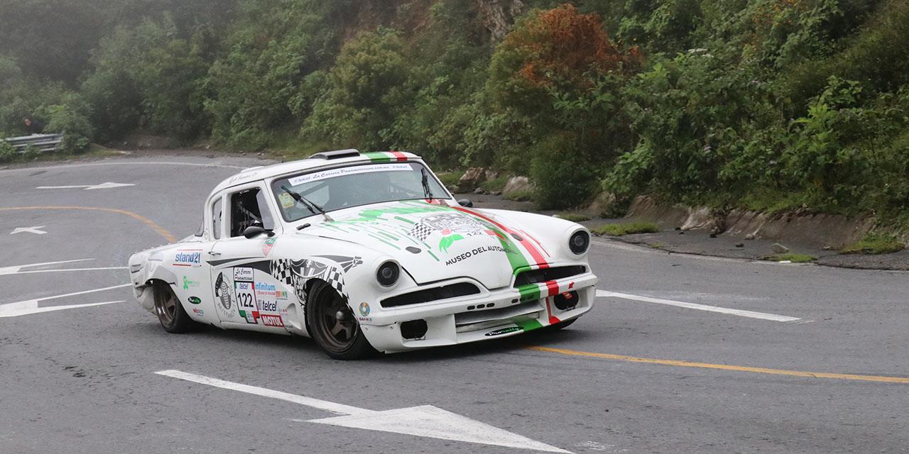 A una semana de la Carrera Panamericana 2020   El Imparcial de Oaxaca