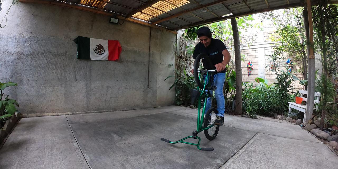 Miguel Guzmán entre los mejores del BMX Mundial | El Imparcial de Oaxaca
