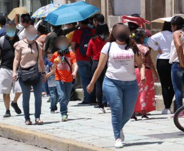 Oaxaca registra exceso de mortalidad