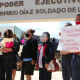 Potestan sindicalizados en Ciudad Judicial en exigencia de retroactivo
