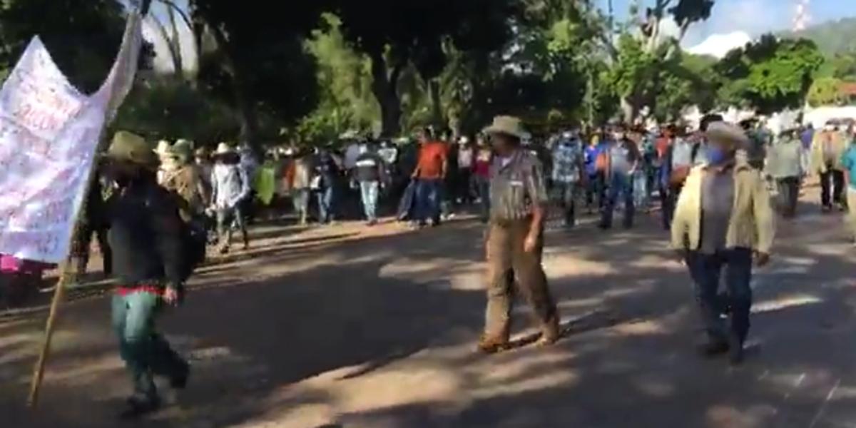 Incumple Conagua con comunidades indígenas