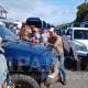 Cumple una semana bloqueo carretero en la carretera Costera
