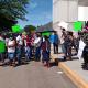 Protestan en Congreso por suspensión de tianguis