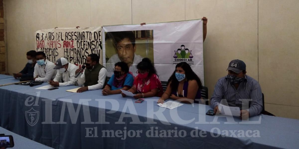 Exigen justicia por asesinato del luchador social Catarino Torres Pereda