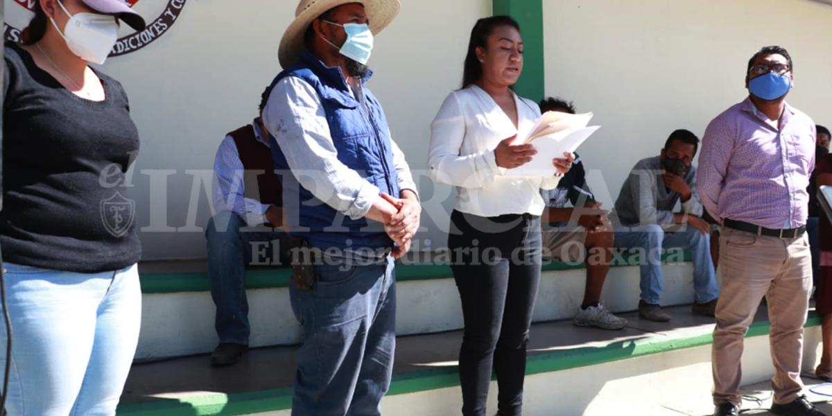 San Antonio de la Cal exige la integración de Consejo Municipal