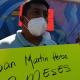 Protestan autoridades de la Mixteca y Cuenca en el INPI