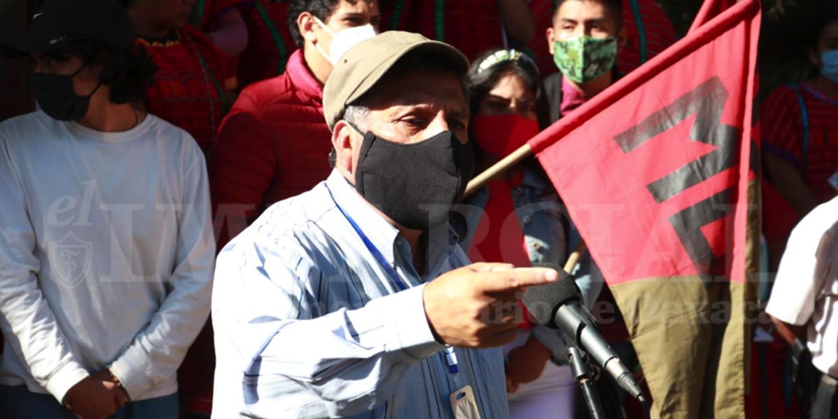MULT anuncia jornada de lucha en Oaxaca