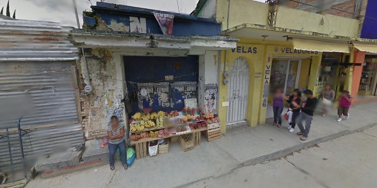 Miahuatlán prohíbe el comercio ambulante   El Imparcial de Oaxaca