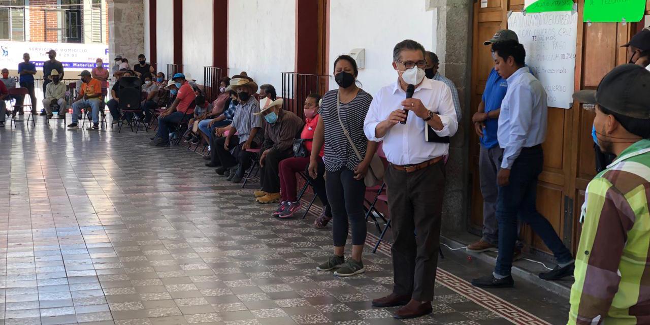 Liberan a presidenta de Tezoatlán Segura y Luna tras 5 días retenida