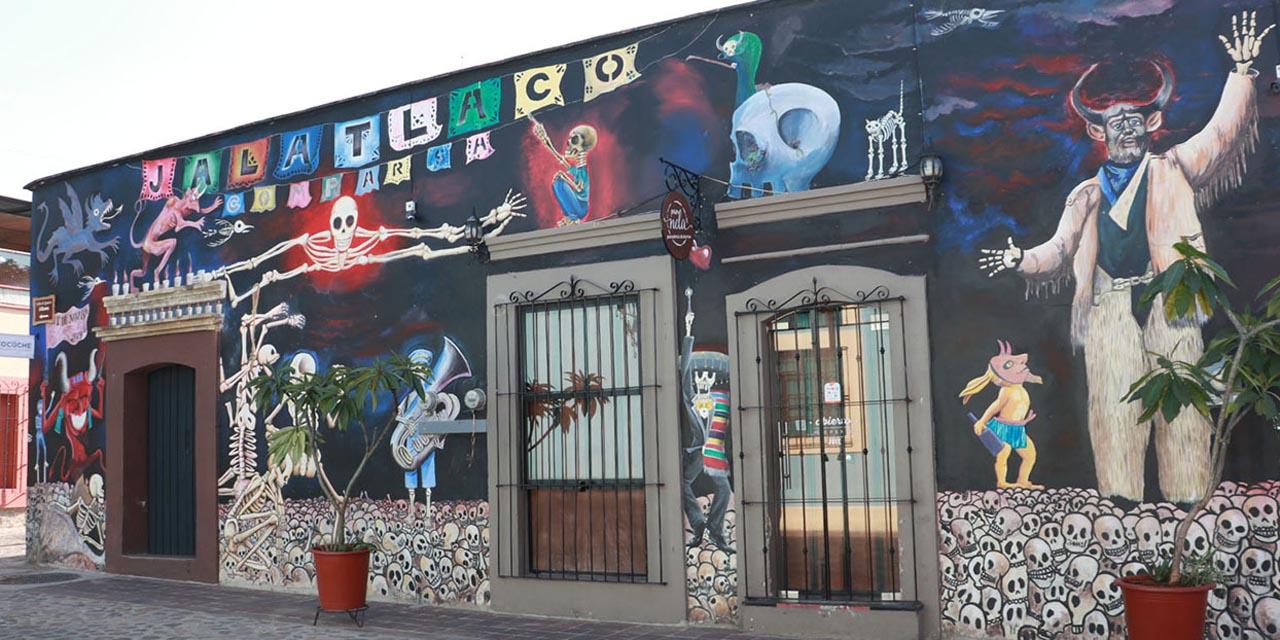 Cancela Seculta concurso de Decoración de Fachadas   El Imparcial de Oaxaca