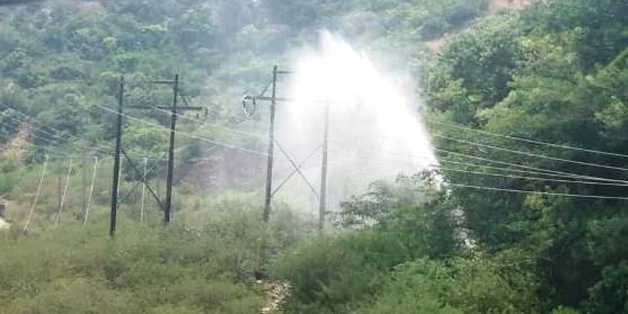 Fuga de Pemex ocasiona pánico en Salina Cruz | El Imparcial de Oaxaca