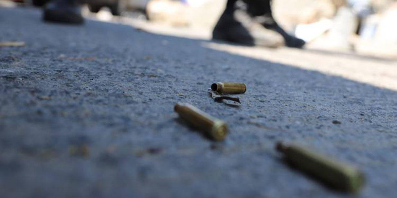 Balacera en Xadani deja un herido   El Imparcial de Oaxaca