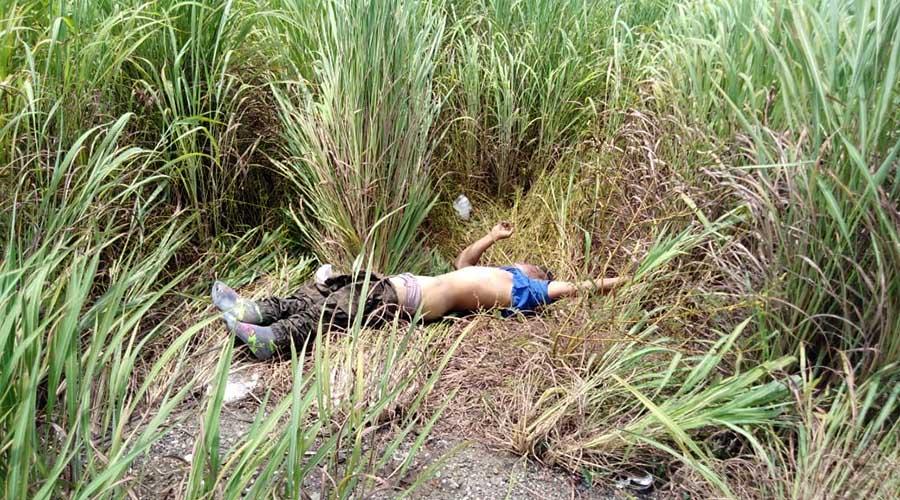 Lo hallan ejecutado cerca del basurero en Chahuites, Oaxaca
