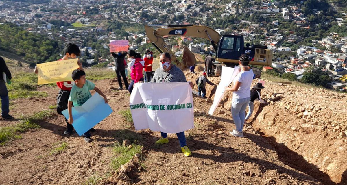 Acusan omisión de Semaedeso en cuidado de áreas naturales | El Imparcial de Oaxaca