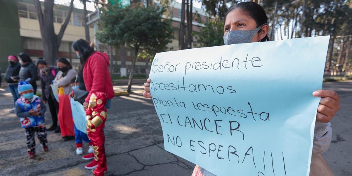 Hasta diciembre distribución de medicamentos oncológicos | El Imparcial de Oaxaca