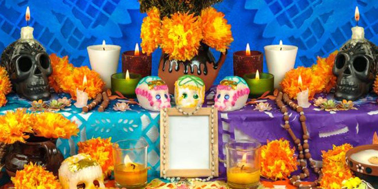 Altares de muertos cuestan entre 500 y mil pesos | El Imparcial de Oaxaca