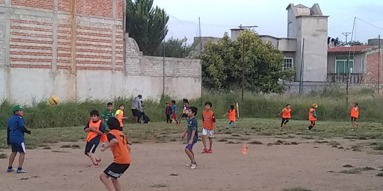 Surge el deporte en apoyo infantil   El Imparcial de Oaxaca