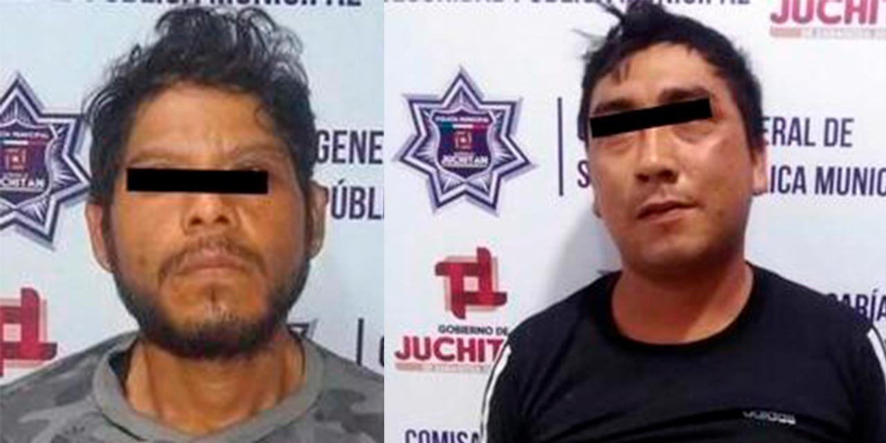 Detienen a presuntos asaltantes en Juchitán   El Imparcial de Oaxaca