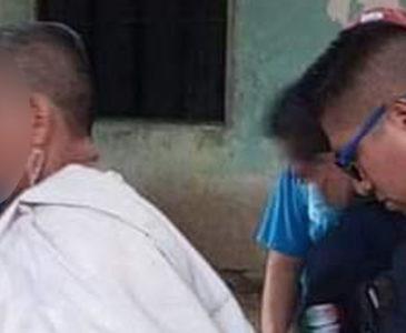 Vecinos de Tuxtepec detienen a presunto ladrón