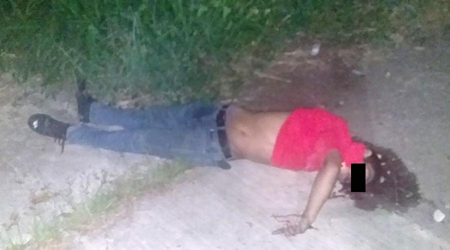 Joven derrapa y encuentra la muerte en Tuxtepec   El Imparcial de Oaxaca