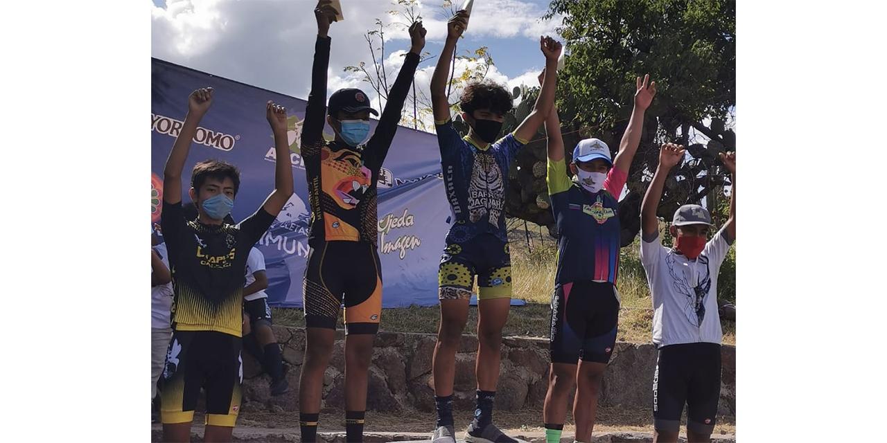 Se muda a Ocotlán el ciclismo de montaña | El Imparcial de Oaxaca