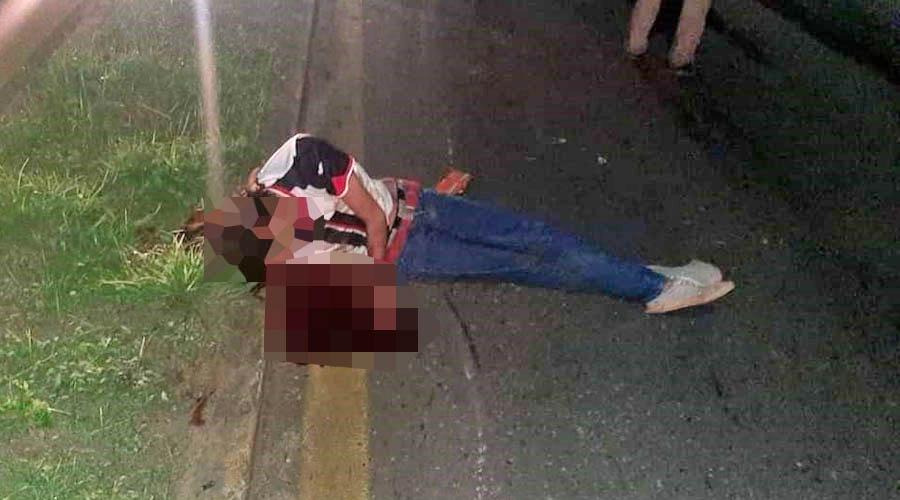 Joven muere desnucado en Tuxtepec al caer de su moto | El Imparcial de Oaxaca