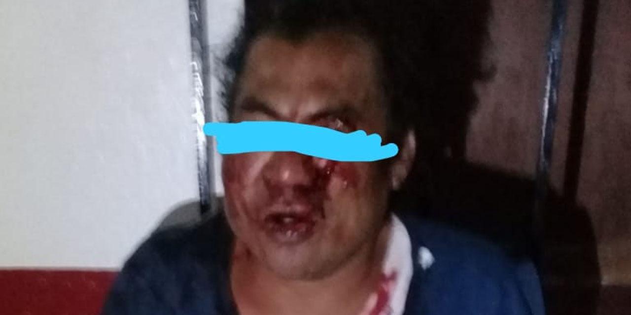 Golpean a presunto acosador en San Juan Chapultepec   El Imparcial de Oaxaca