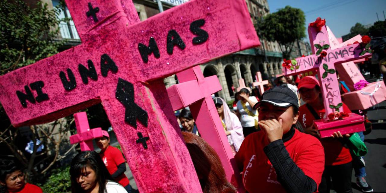Disminuyen asesinatos violentos contra mujeres en los últimos cuatro meses | El Imparcial de Oaxaca