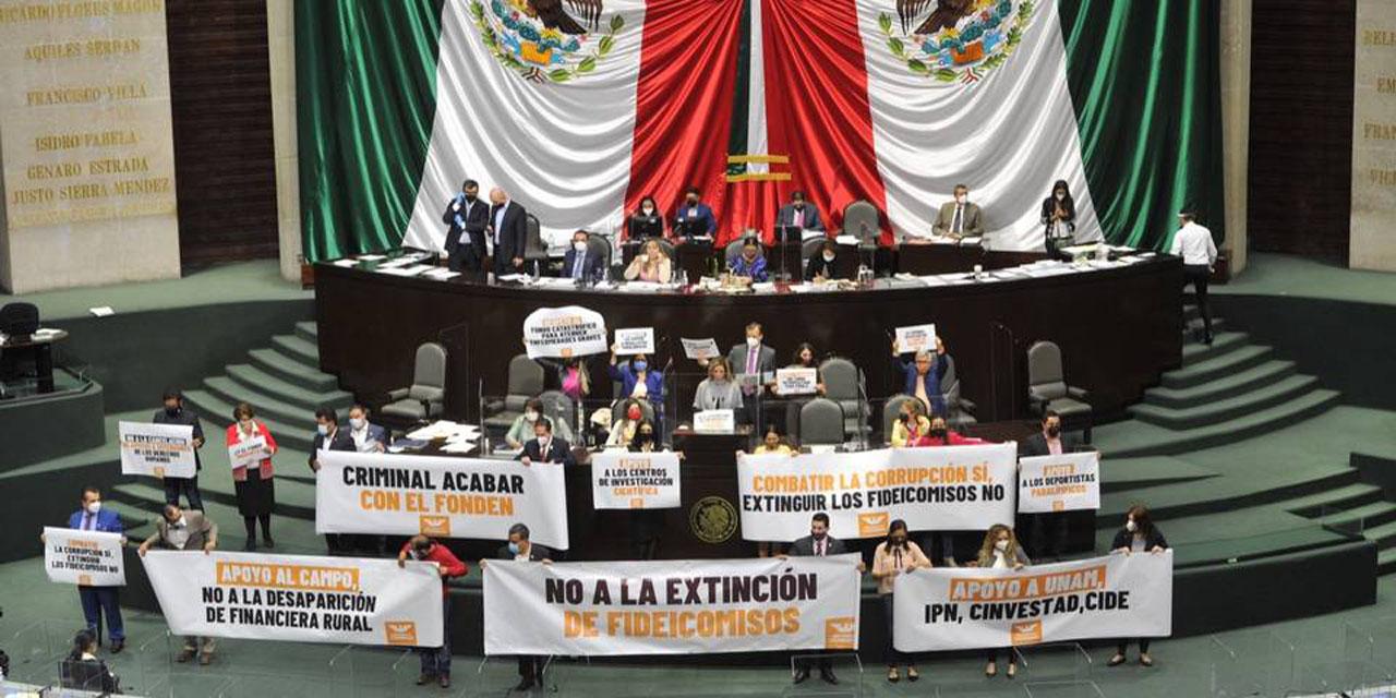 Se empantana eliminación de fideicomisos | El Imparcial de Oaxaca
